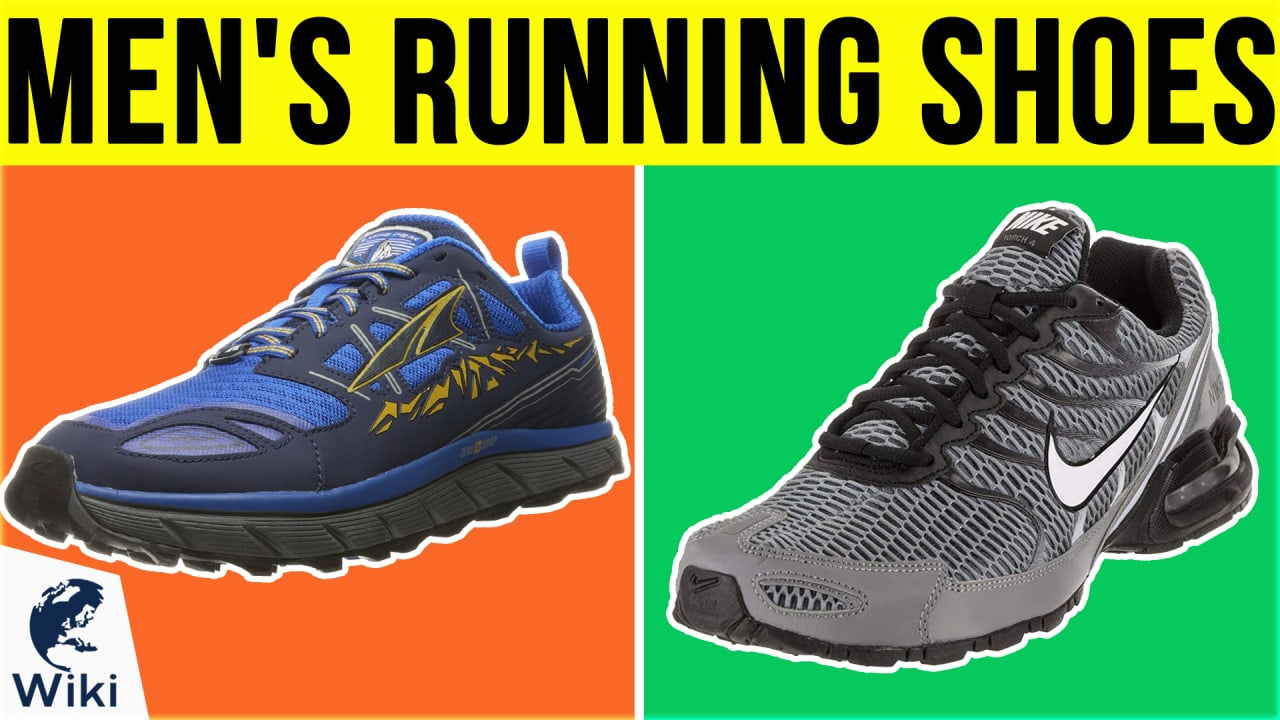 10 Best Men's Running Shoes