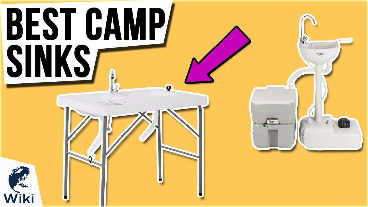 10 Best Camp Sinks