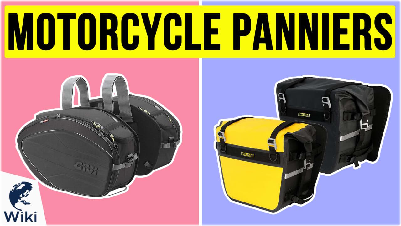 10 Best Motorcycle Panniers