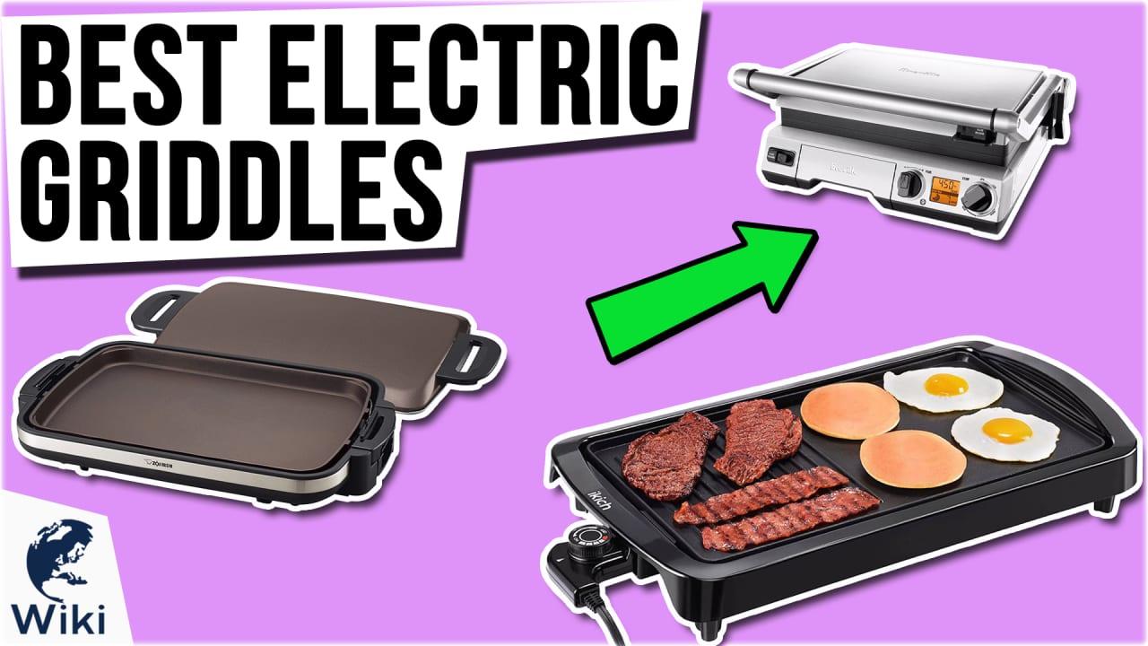 10 Best Electric Griddles