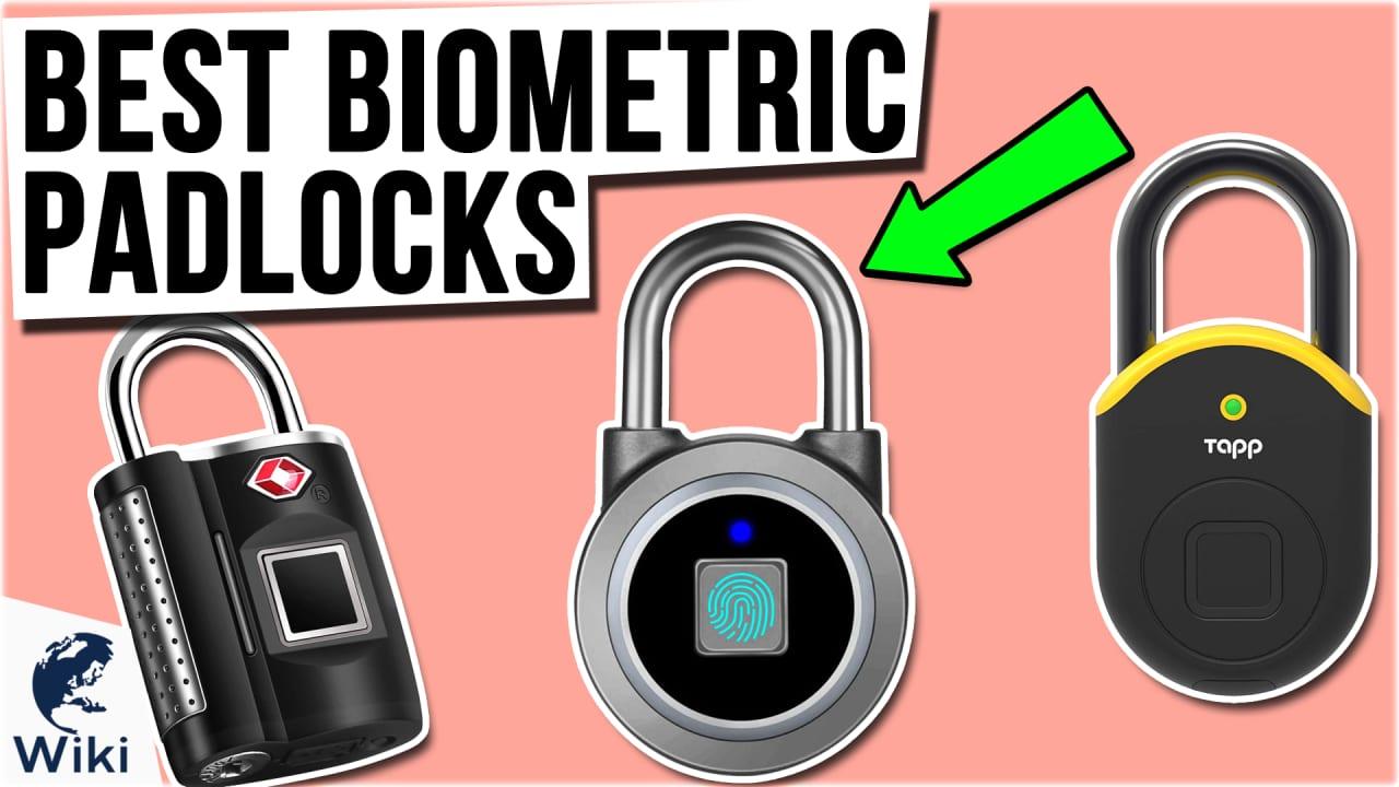 8 Best Biometric Padlocks