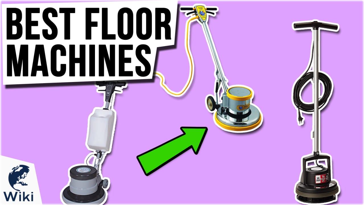 10 Best Floor Machines