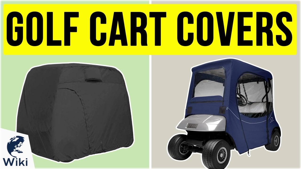 10 Best Golf Cart Covers
