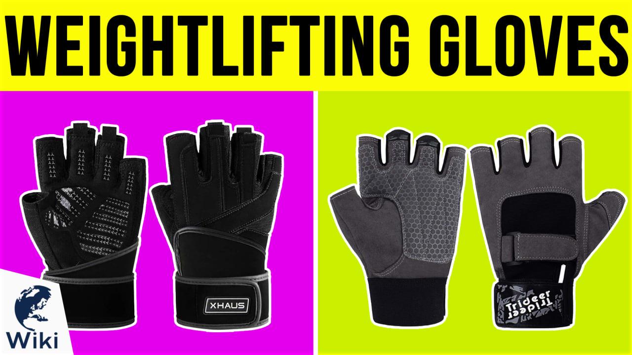 10 Best Weightlifting Gloves
