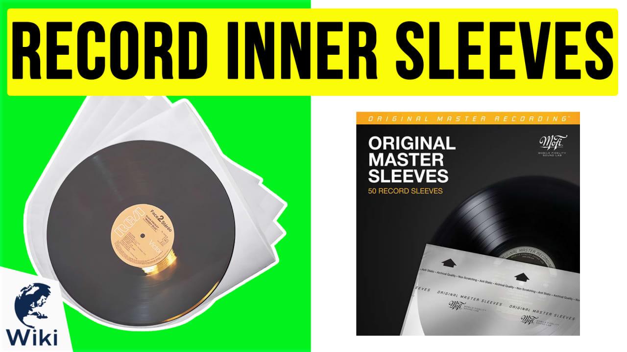 10 Best Record Inner Sleeves