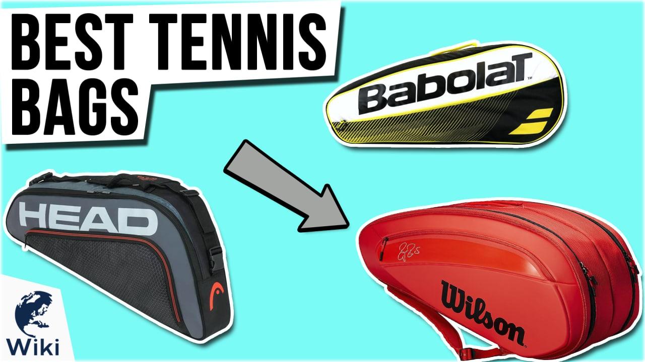 10 Best Tennis Bags
