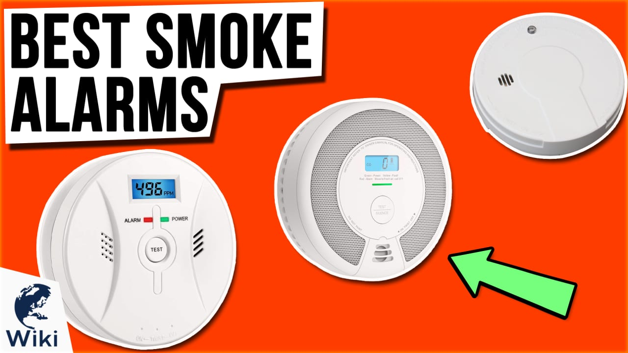 10 Best Smoke Alarms