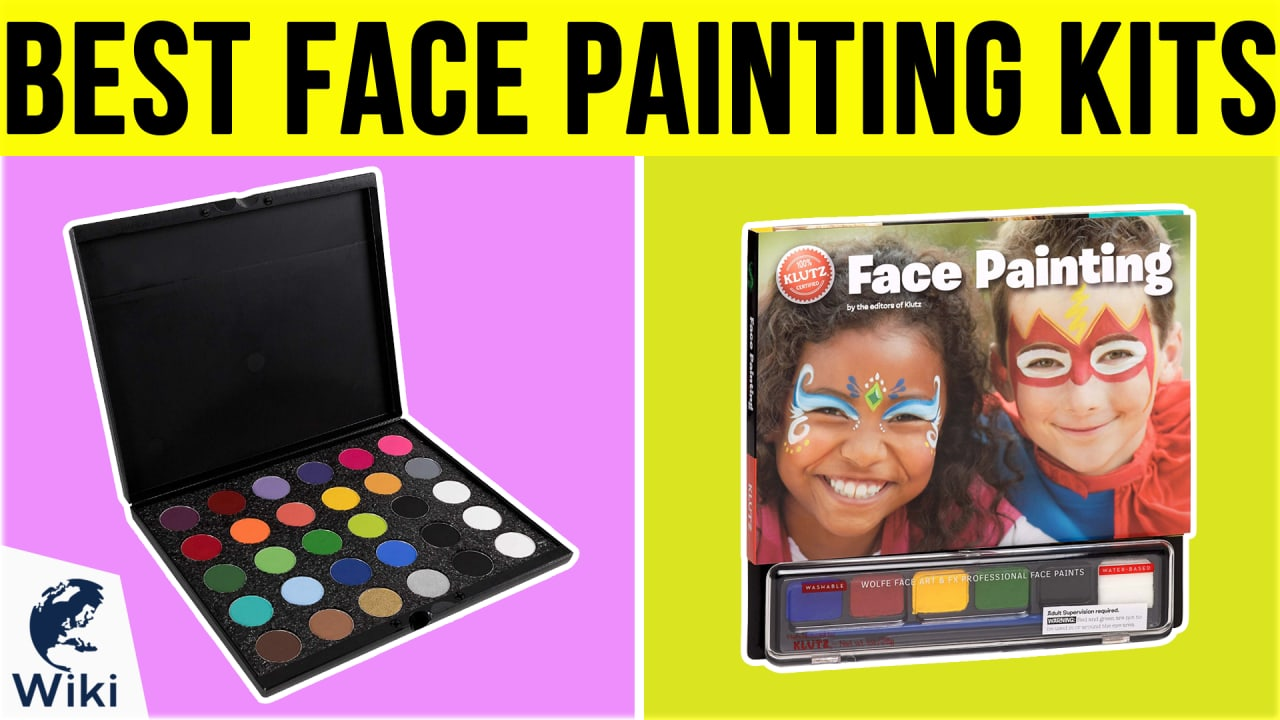 10 Best Face Painting Kits