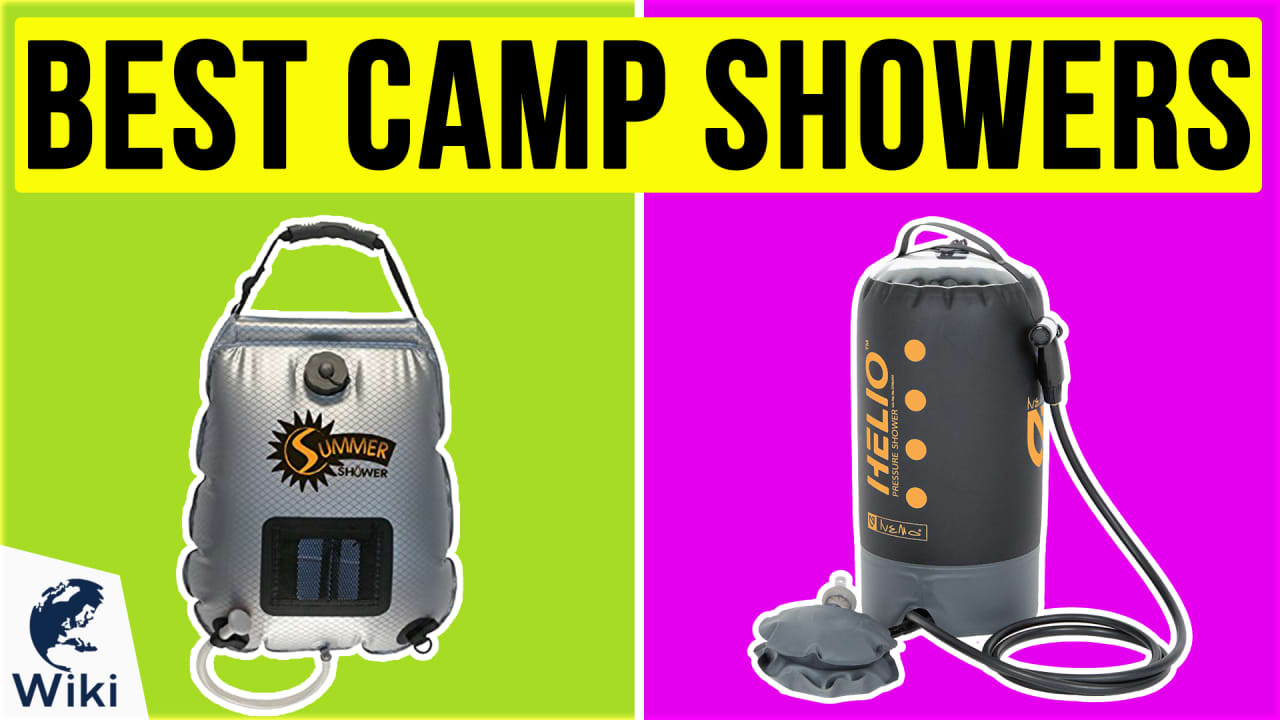10 Best Camp Showers