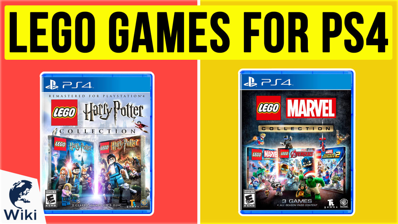 10 Best Lego Games For PS4