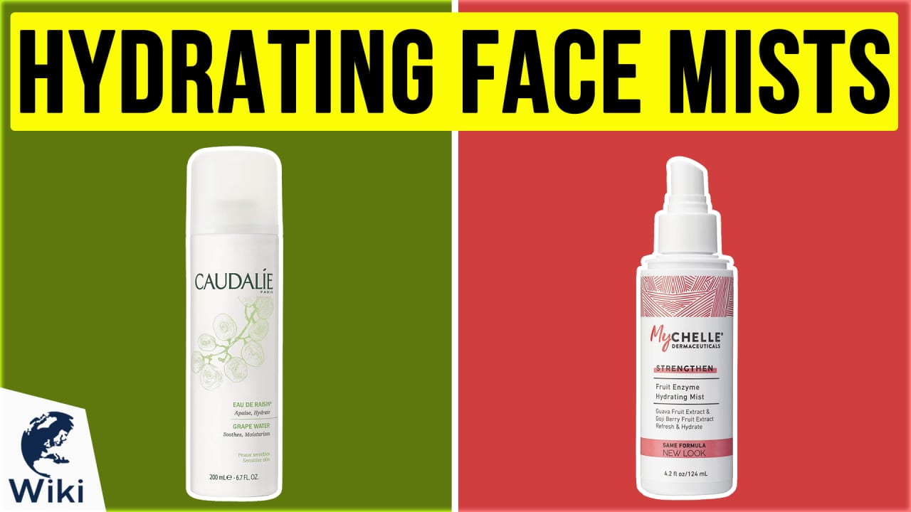 10 Best Hydrating Face Mists