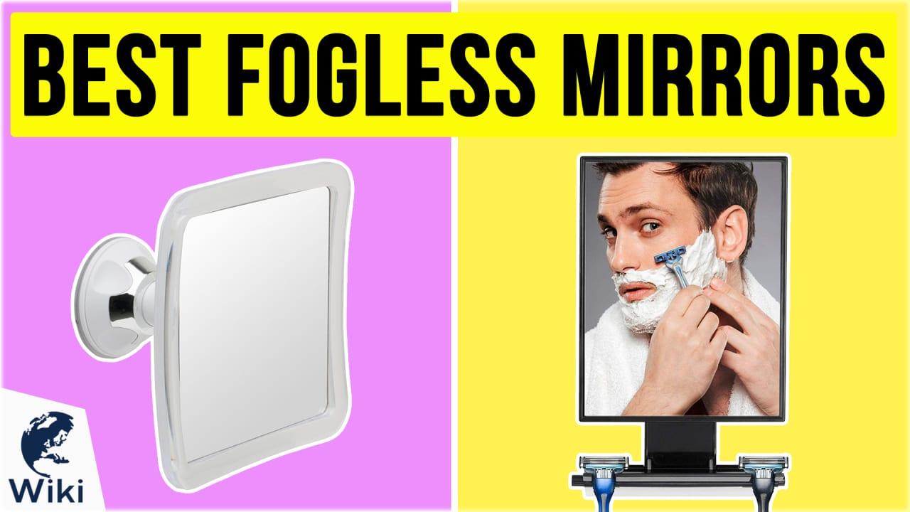 10 Best Fogless Mirrors