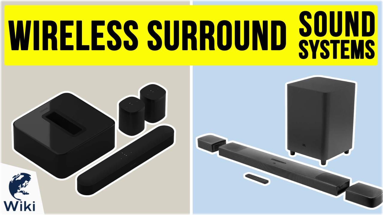 6 Best Wireless Surround Sound Systems