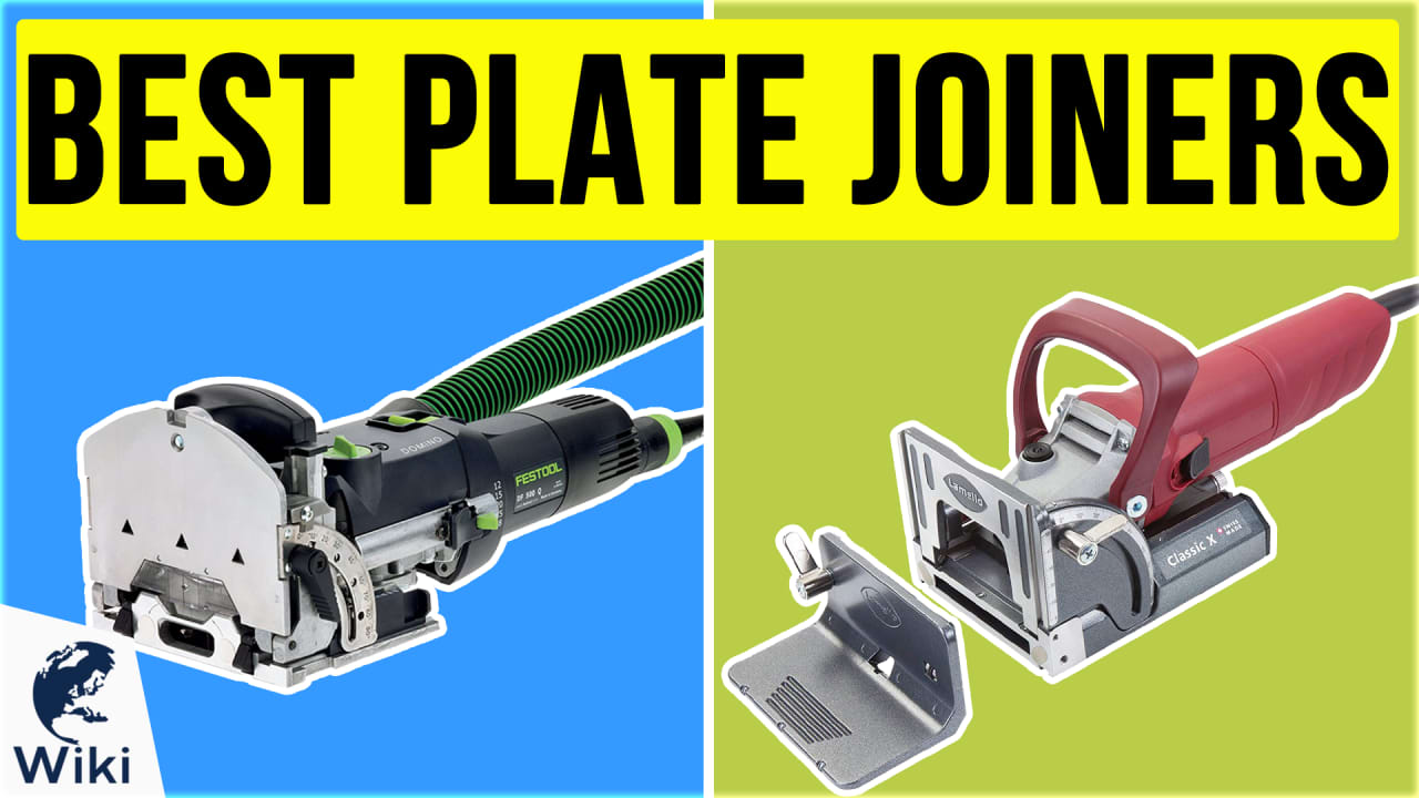 10 Best Plate Joiners