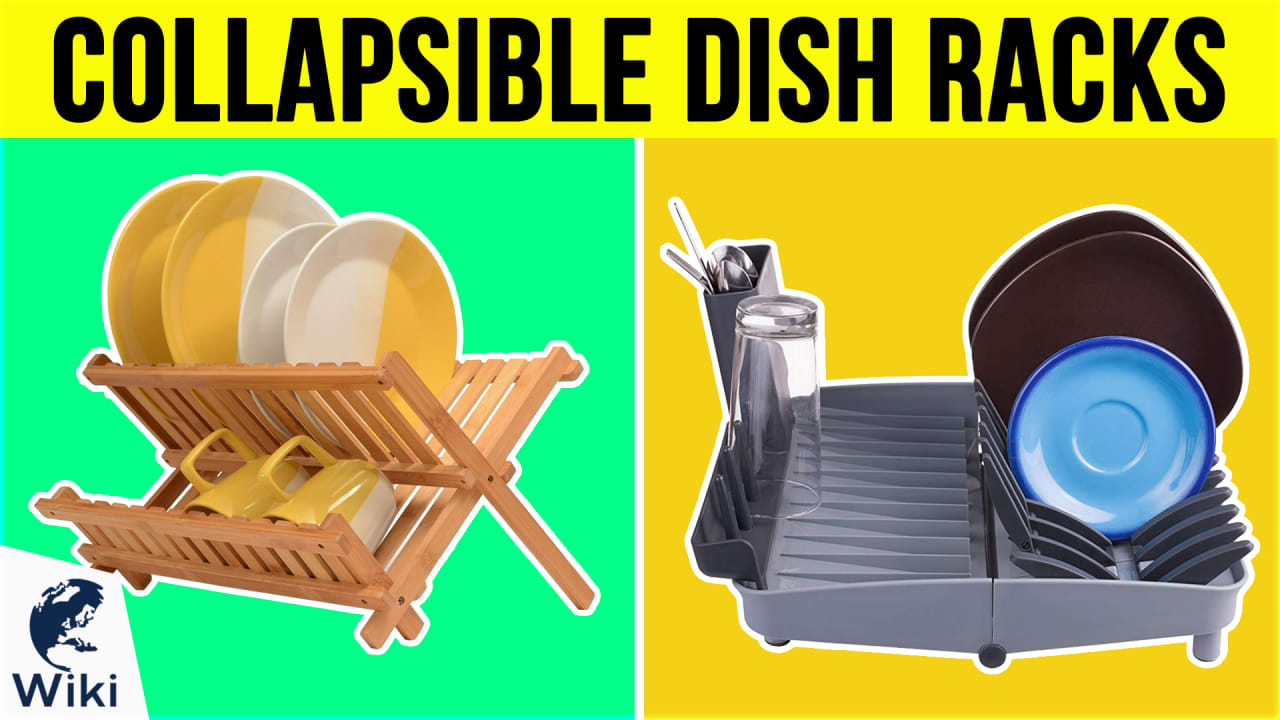 10 Best Collapsible Dish Racks