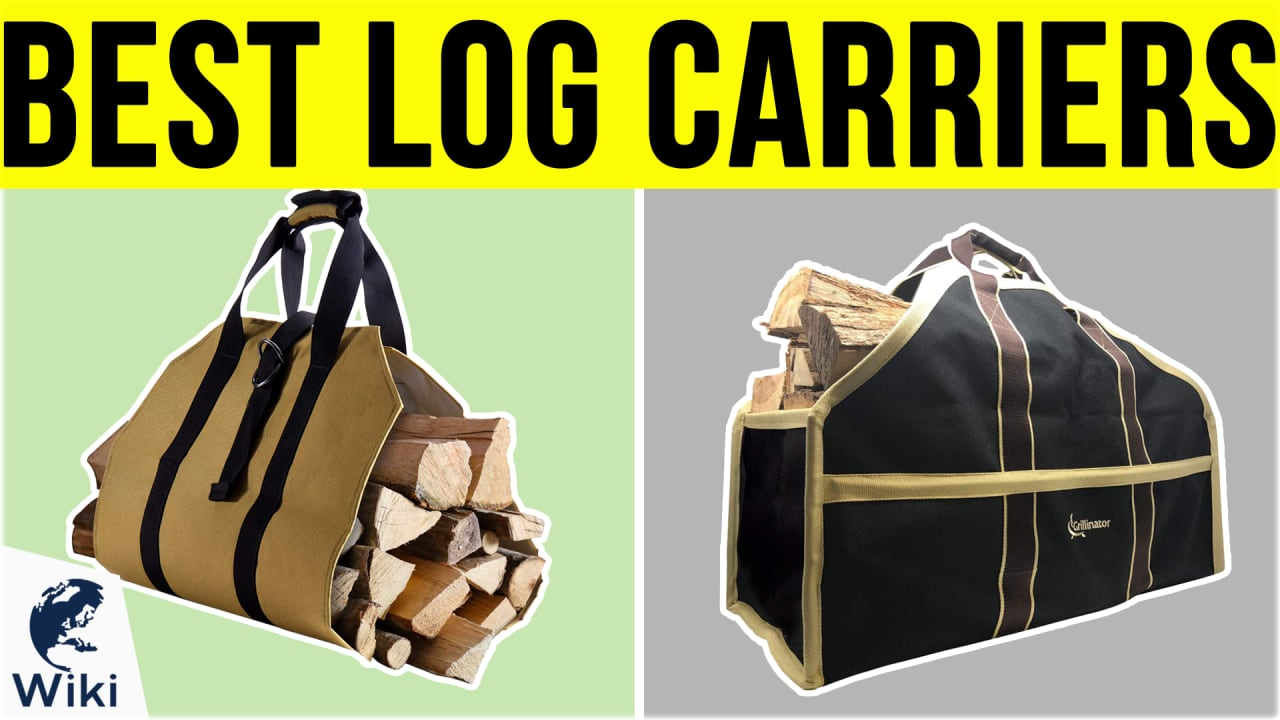 10 Best Log Carriers