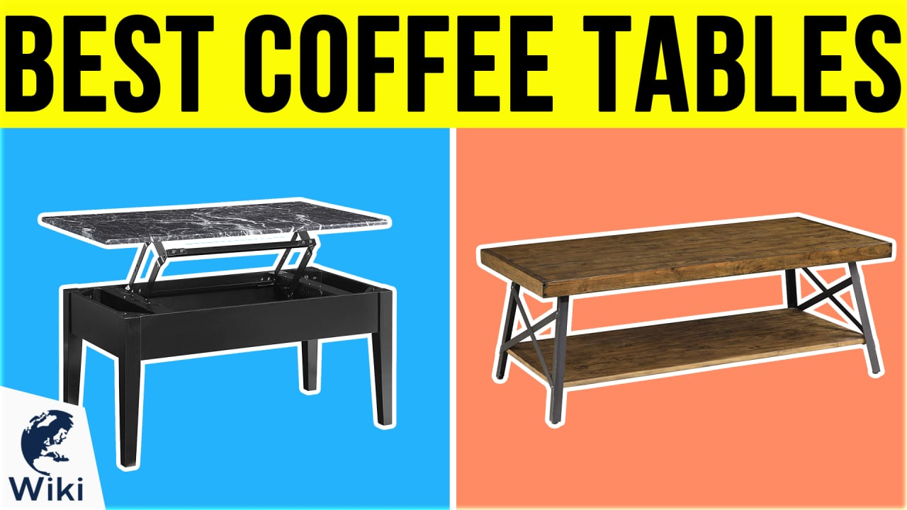 10 Best Coffee Tables