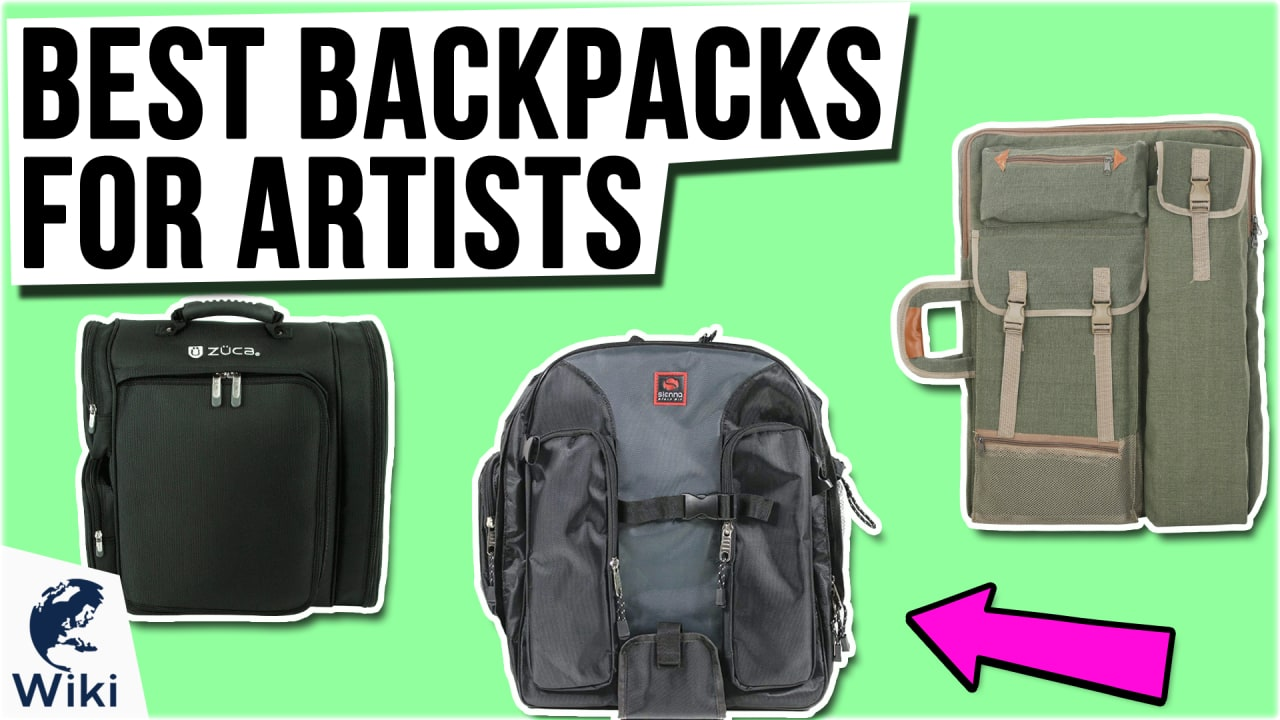 8 Best Backpacks For Artists
