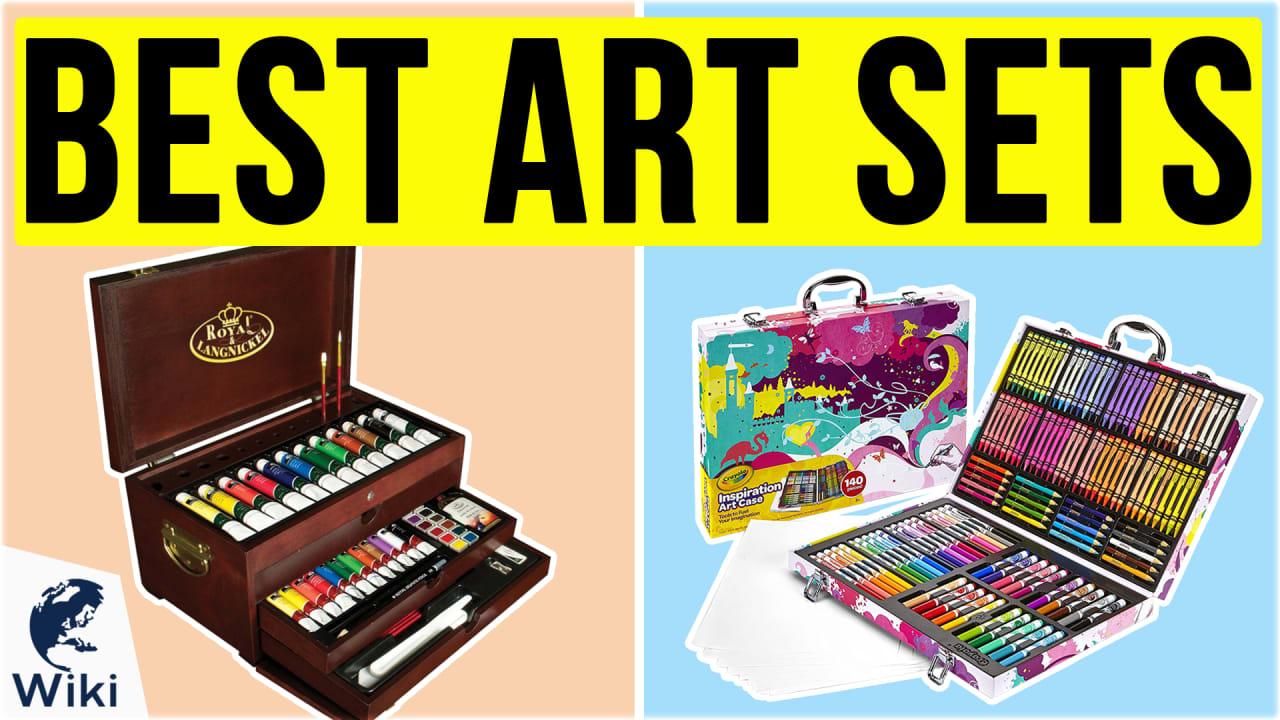 10 Best Art Sets