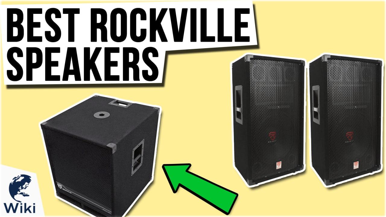 10 Best Rockville Speakers