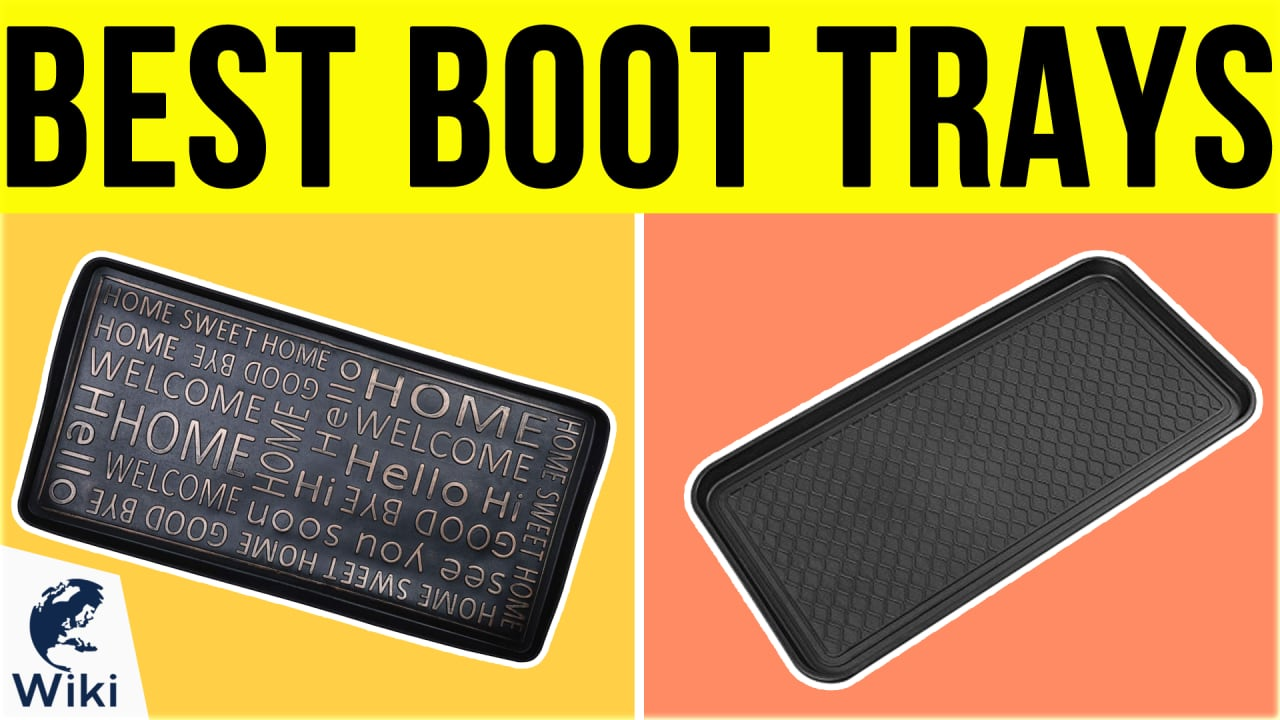 6 Best Boot Trays