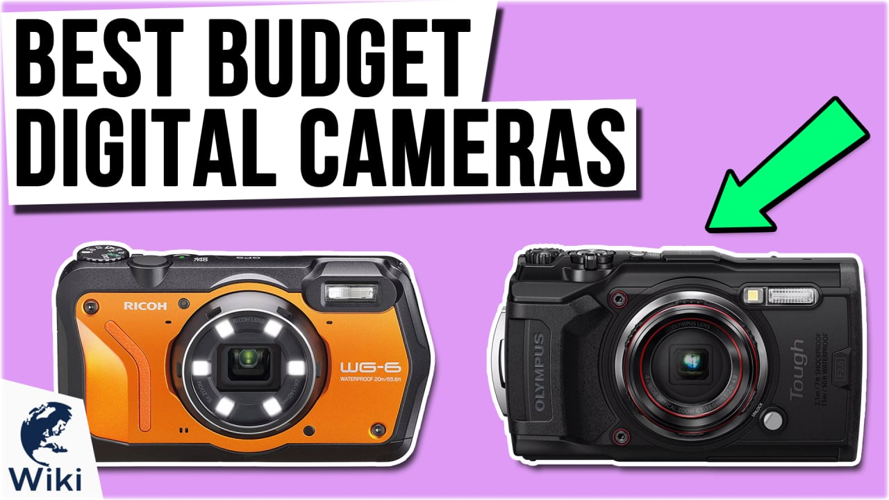 10 Best Budget Digital Cameras