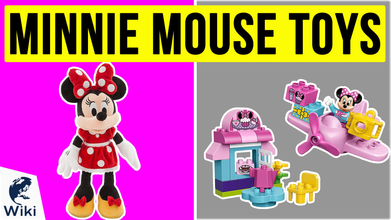 10 Best Minnie Mouse Toys