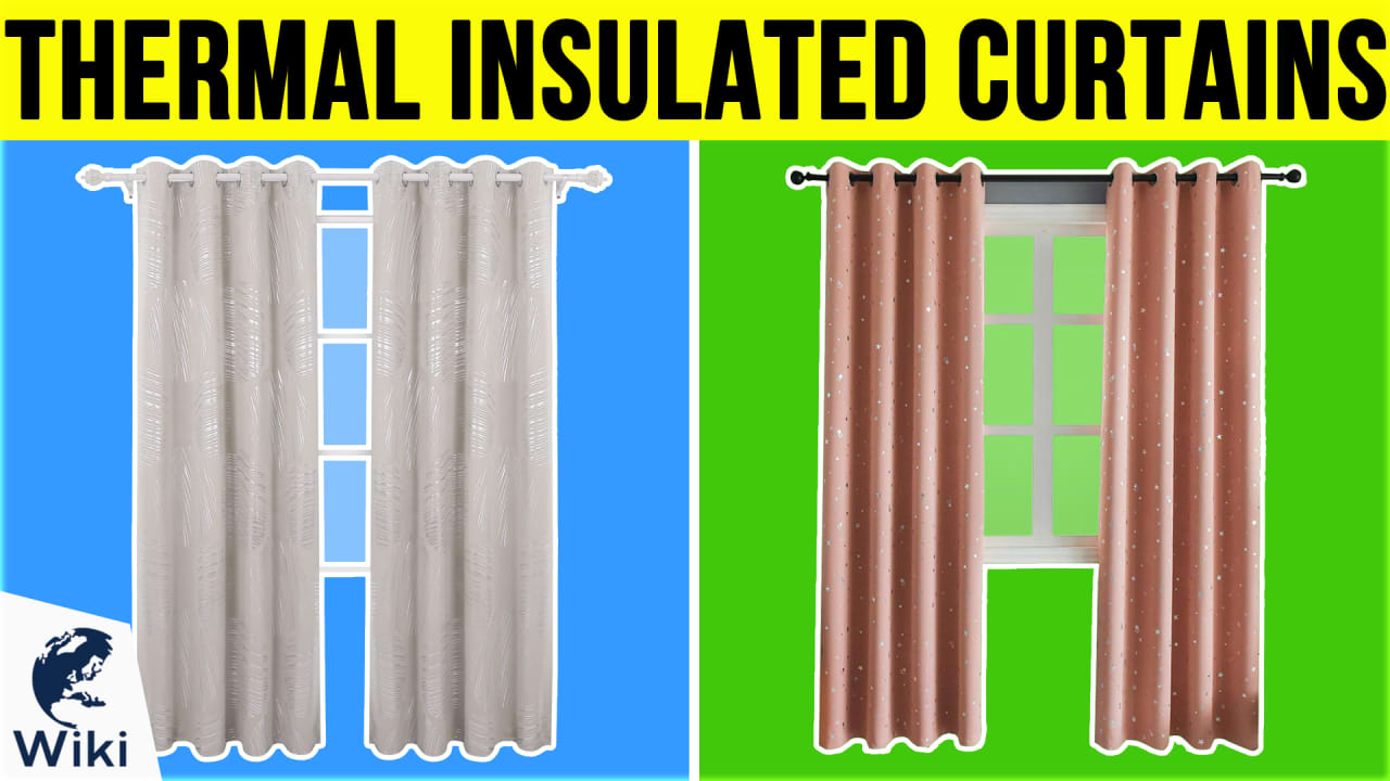 10 Best Thermal Insulated Curtains