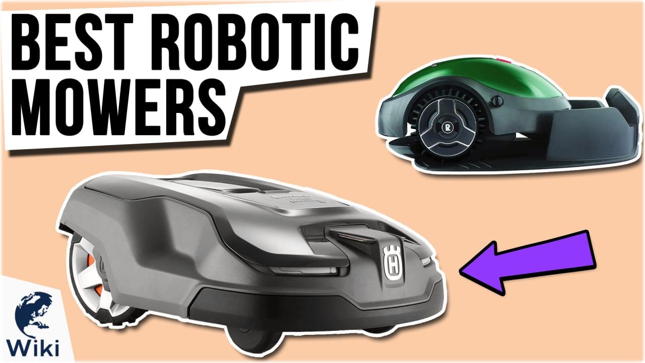 6 Best Robotic Mowers