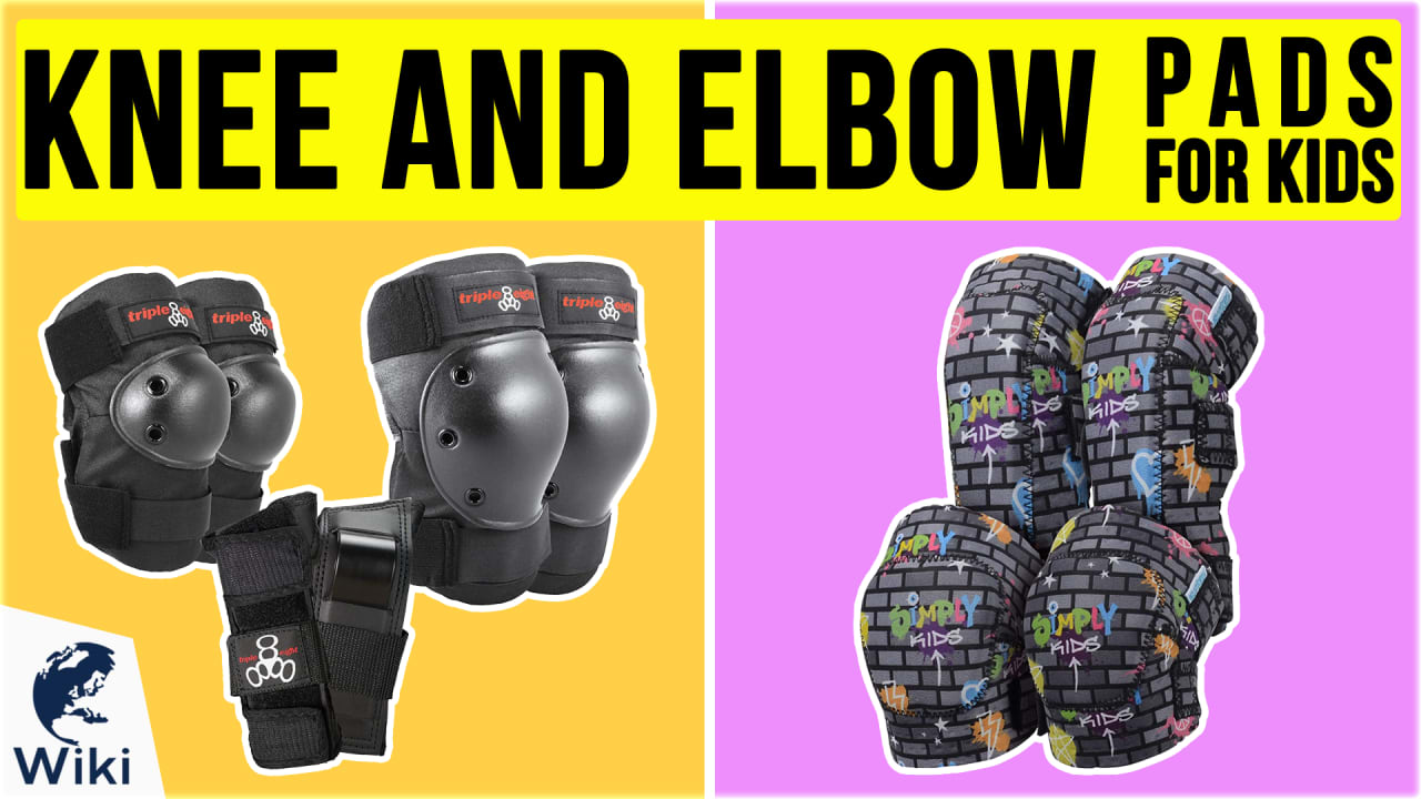 10 Best Knee And Elbow Pads For Kids
