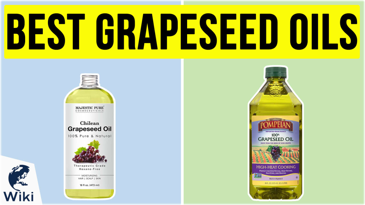 10 Best Grapeseed Oils