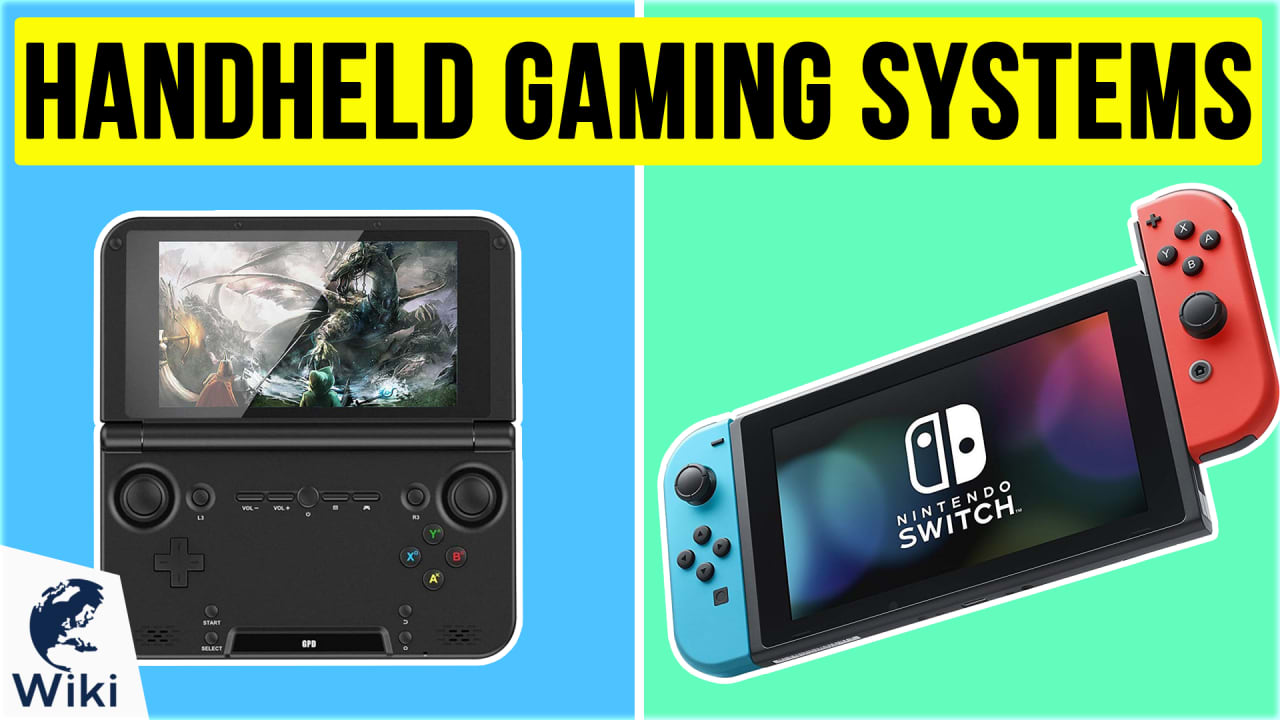 10 Best Handheld Gaming Systems