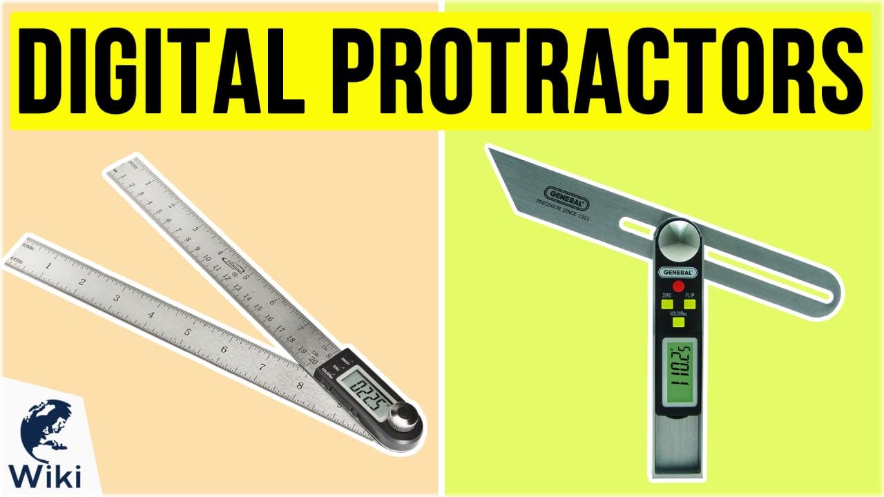 10 Best Digital Protractors