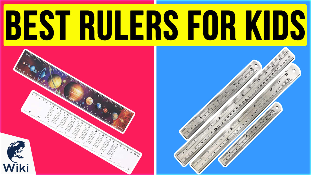 10 Best Rulers For Kids