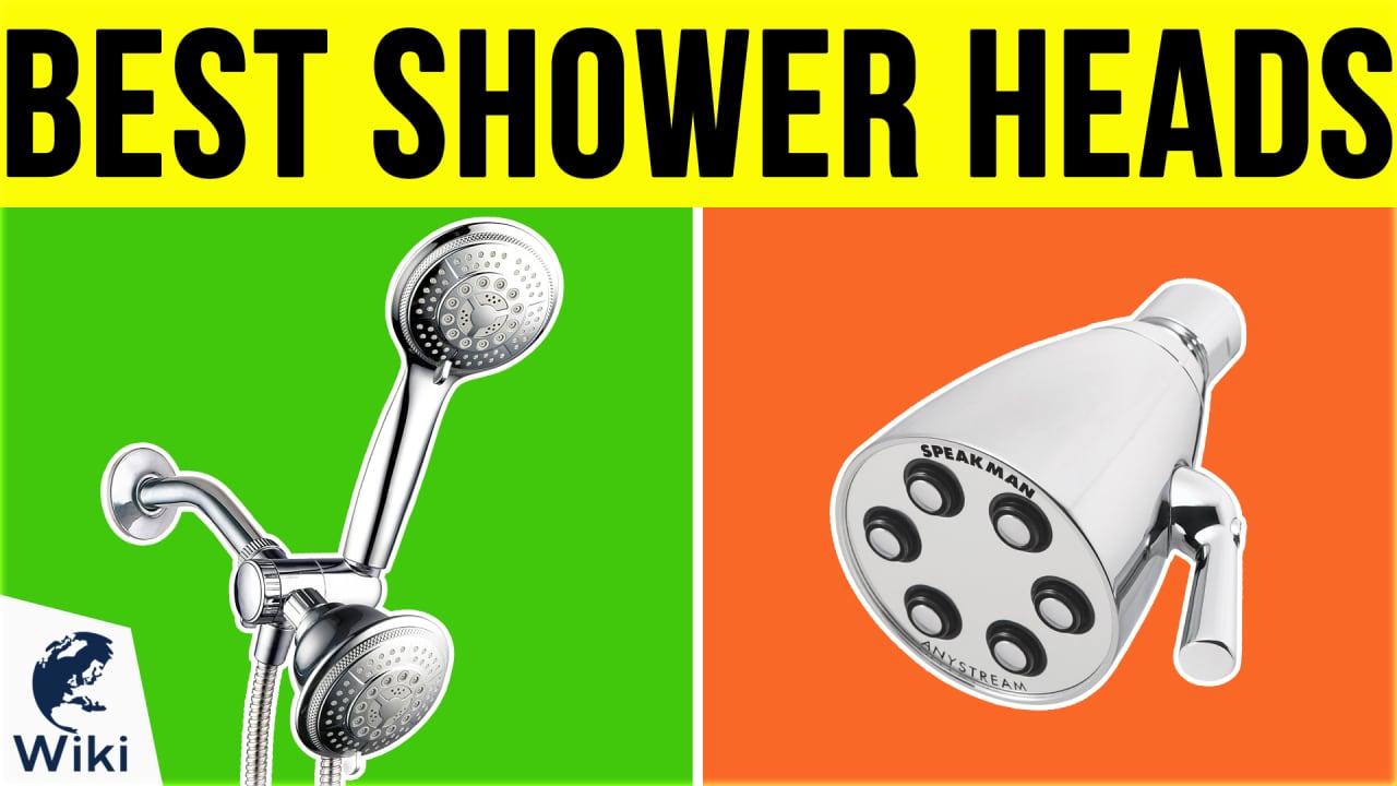 10 Best Shower Heads