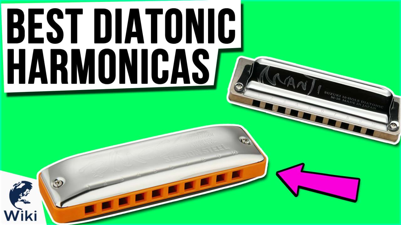 10 Best Diatonic Harmonicas