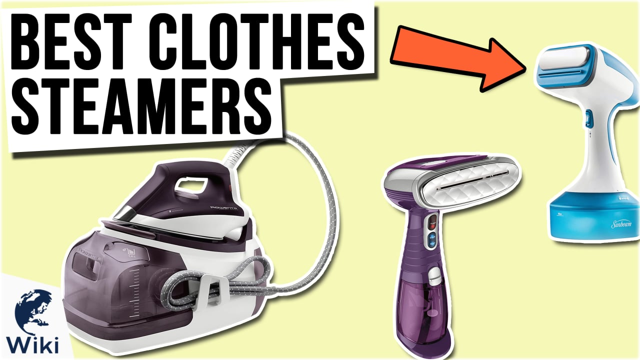10 Best Clothes Steamers
