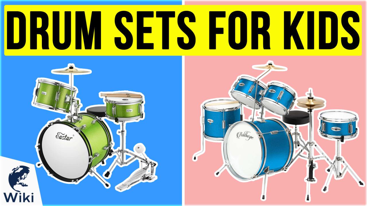 10 Best Drum Sets For Kids