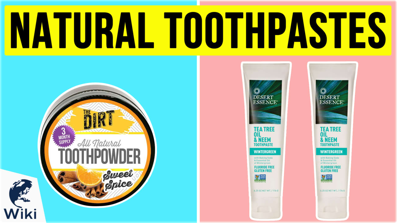 10 Best Natural Toothpastes
