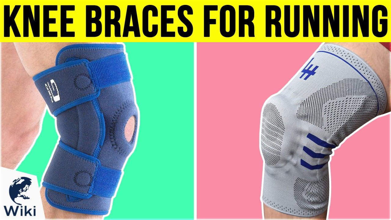 10 Best Knee Braces For Running