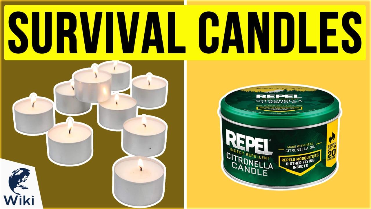 8 Best Survival Candles