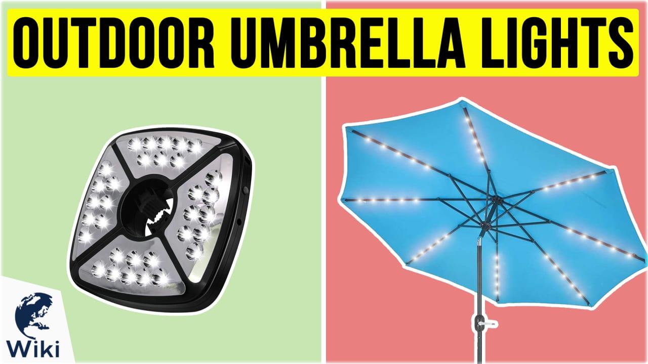 10 Best Outdoor Umbrella Lights