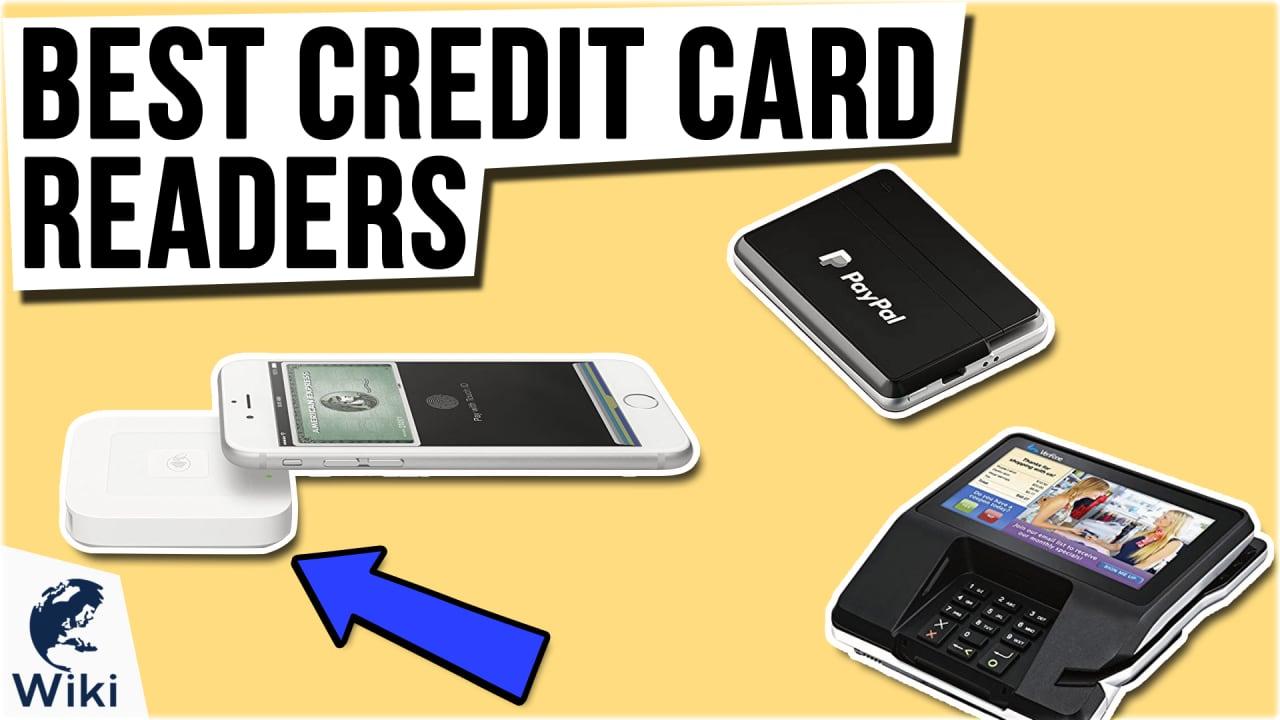 10 Best Credit Card Readers