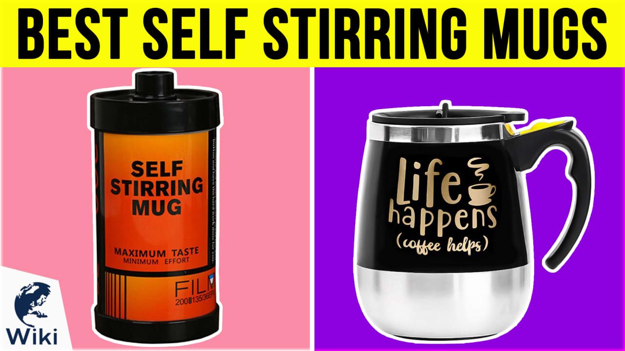 7 Best Self Stirring Mugs