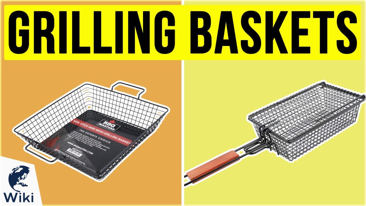 8 Best Grilling Baskets