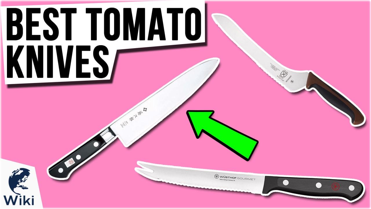 7 Best Tomato Knives