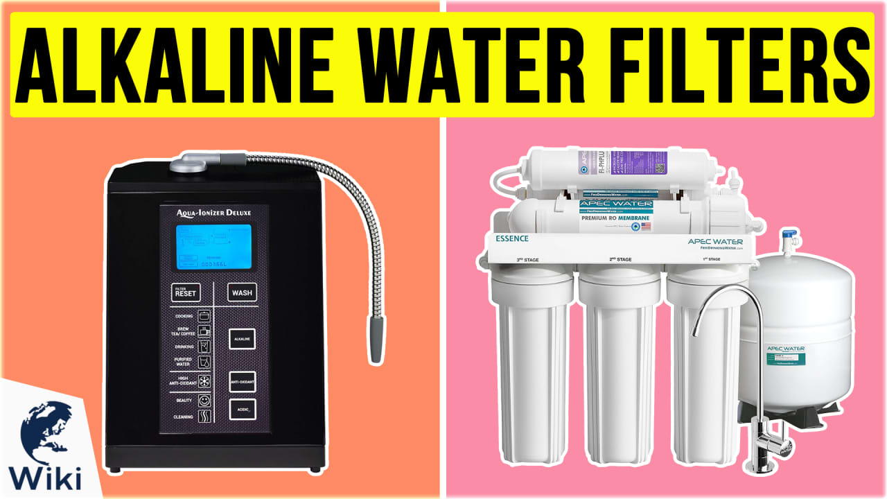 10 Best Alkaline Water Filters