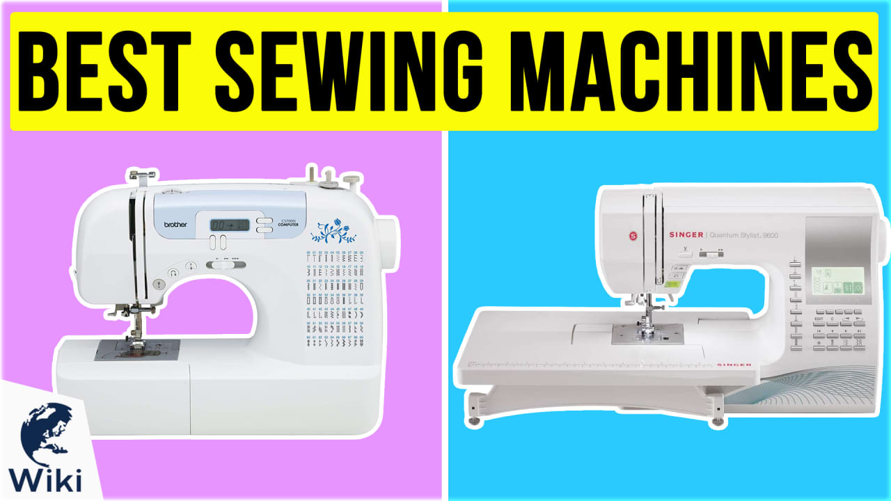 10 Best Sewing Machines