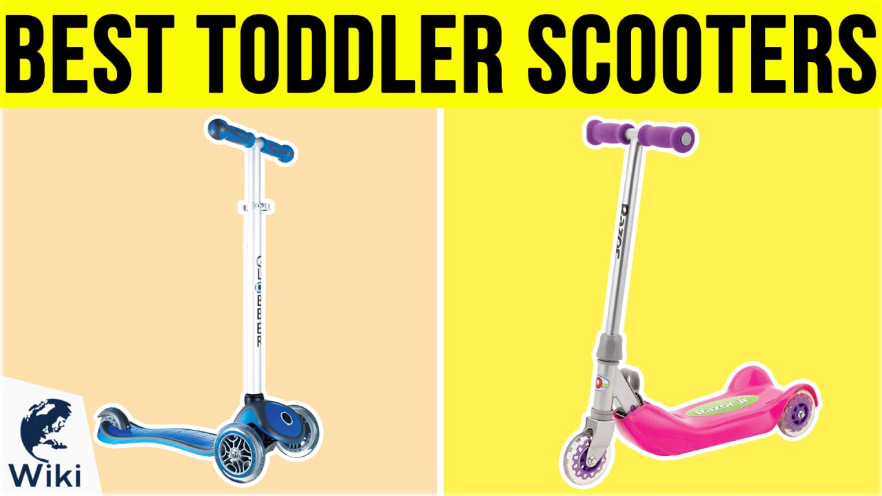 8 Best Toddler Scooters