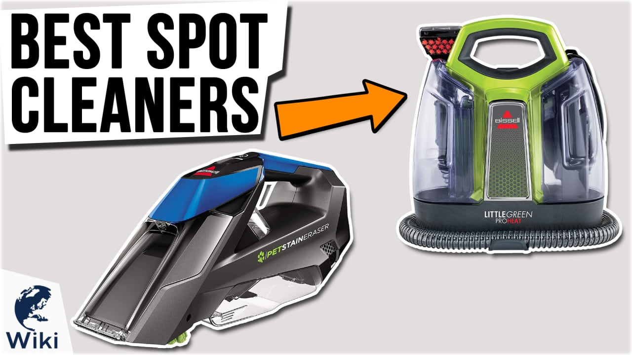 8 Best Spot Cleaners